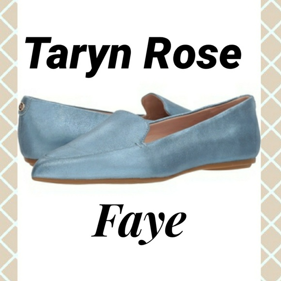 e69526d2492 🆕️NIB Taryn Rose Faye Metallic Loafer